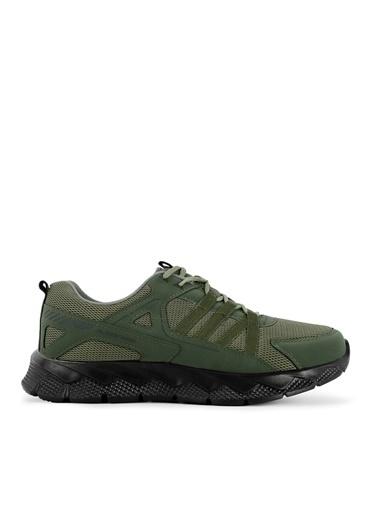 Slazenger Yürüyüş Ayakkabısı Haki